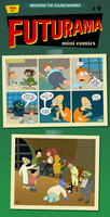 Futurama Mini Comic 009 by Alanquest