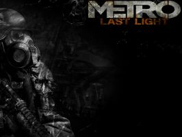 METRO - Last Light by vladiwosok