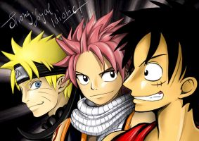 Shonen for ever!!! by zippi44