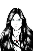 Isabelle Lightwood by ambreso