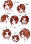 The Many Expressions of Eragon by Melody-in-the-Air