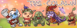 Colalin FB Banner by EleanorRui