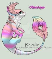 Young Relculin Adoptable ~ 7 by BiahAdopts