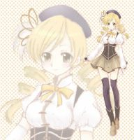 Mami Tomoe by chindefu