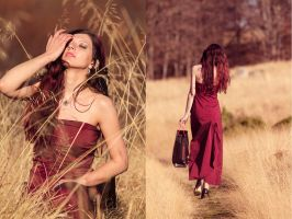 Indian summer by Cenestelle