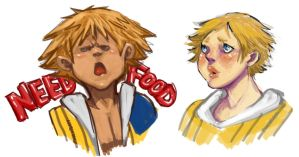 Tidus is a loser by candycanesmoke