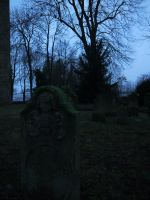 Old Cemetery 4 by Dragoroth-stock