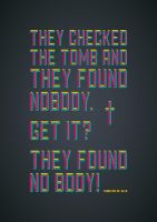 they found nobody. by Philipp-JC