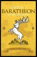 Game of Thrones - House Baratheon by GoJoeThibaultGo
