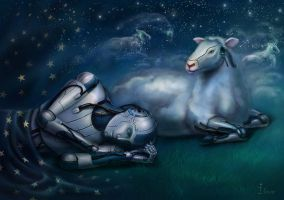 Do androids dream? by Ilnere