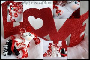 the Princess of Hearts by wylf