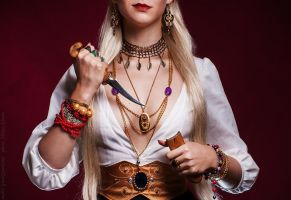 The Wheel of Time - Sevanna_2 by GreatQueenLina