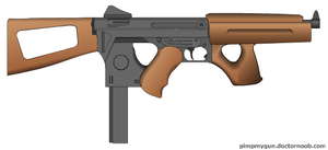 Bullpup M1A1 by Robbe25