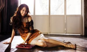 SNSD - Yoona Instyle 1 by 1126jjk