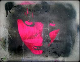 Wiwi Stencil by saniday