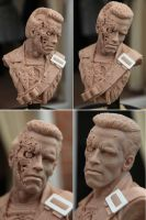 Arnold Terminator 2 by Alaneye