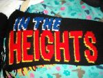 In the Heights scarf by DobbytheDoodleElf