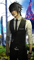 Fashionable Noct by Bev-Nap