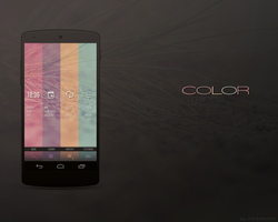 Color Stripes Theme by marcco23