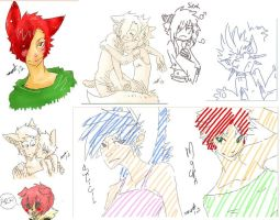 Iscribble Dump 3 by CNat