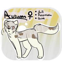 Autumn Reference Sheet by MintIeafs