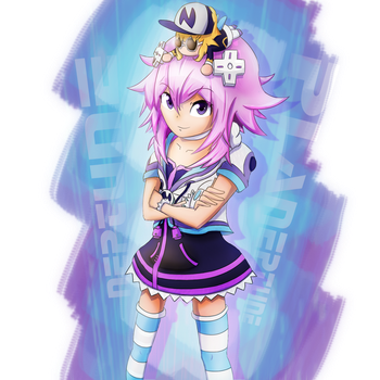 Nep 'n' Histy by CrunchTheRobot