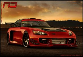 NoxiouS DesigN H. S2000 Drift by noxiousdesign