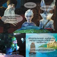 11 Frozen Guardian [Jack Frost x Elsa] by angeltorchic