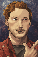 Star-Lord by hvelfa