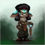 Oola of the Asura by Pretty-Angel