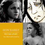How easily we fall apart. by FollowedMyHeart