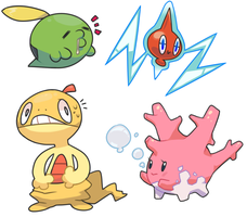 POKEMANZ by pyokos