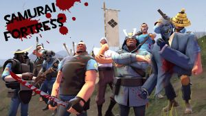 Samurai Fortress (With Title). by GeniusGT