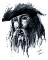 PotC - Davy Jones - Human by YanamiChan