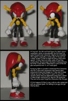Custom commission: Mighty the Armadillo 4 by Wakeangel2001
