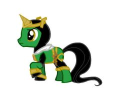 My Little Loki by Animikean