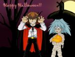 GX Halloween by KoujiGirl