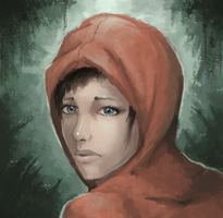 Little Red Riding Hood by JoshuaNel