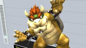 Bowser Says Hello to Y'all by silverhammerbro