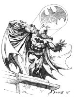 Batman 08 by Bankster