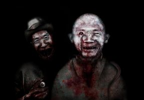 Portraits from hell 3 by dcf