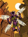 New Beetle from Superior Foes of Spider-Man by TheCosmicBeholder