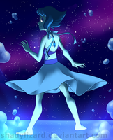 [SU]: Her name is Lapis Lazuli by Amadere