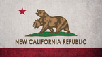 FALLOUT: Flag of the New California Republic by okiir