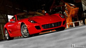 Ferrari Magic III by Mishari-Alreshaid
