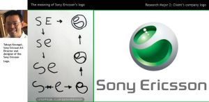 sony ericsson logo meaning by Kanak2riang