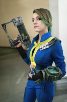 Fallout 3 cosplay by lAmikol