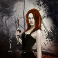 The Spear of Destiny by vampirekingdom