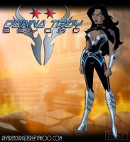 Donna Troy - Beyond by ReverendTrigster