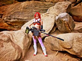 Yoko Littner: Anticipation by MomoKurumi